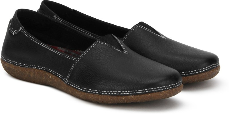 Hush Puppies Casuals For Women(Black)