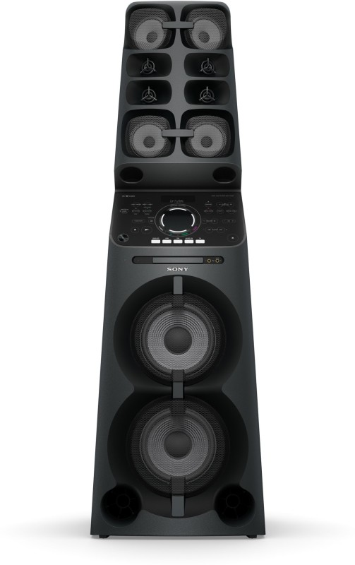 Sony MHC-V90DW Bluetooth Party Speaker(Black, 2.0 Channel)