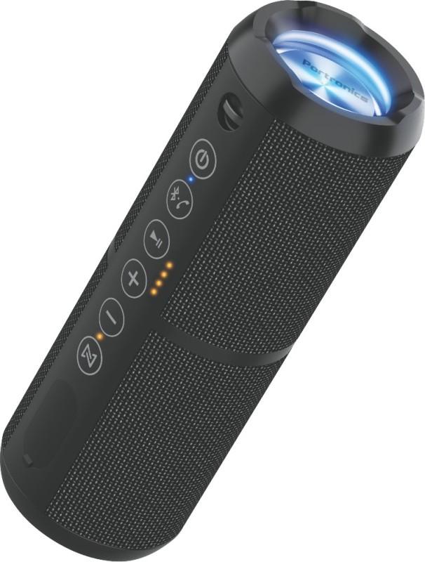 Portronics POR-698 Breeze II 20 W Bluetooth Speaker(Black, Stereo Channel)