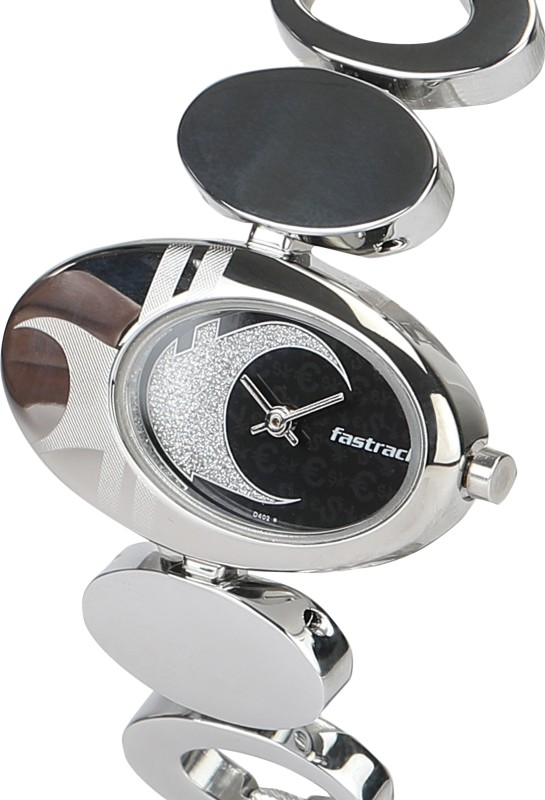 Fastrack NG6024SM01 Hip Hop Analog Watch - For Women