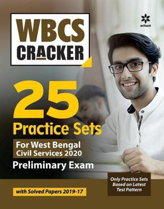 WBCS (West Bengal Civil Services) 25 Practice Sets Preliminary Exam 2020(Paperback, Arihant Experts)