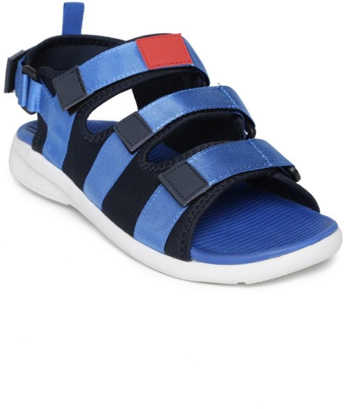United Colors of Benetton Men Blue Sandals