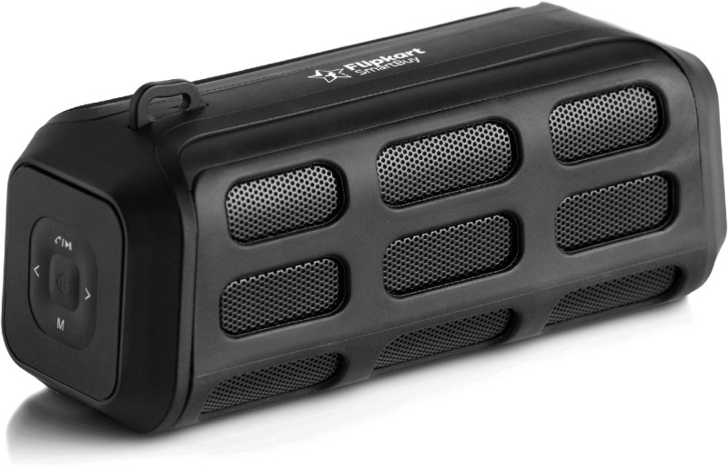 Flipkart SmartBuy BassMoverz DS-1325 10 W Portable Bluetooth Speaker(Black, Stereo Channel)
