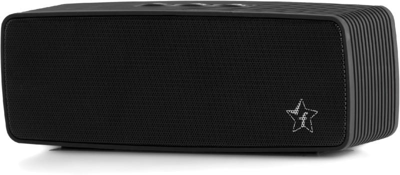 Flipkart SmartBuy 6W Powerful Bass Bluetooth Speaker(Black, Stereo Channel)