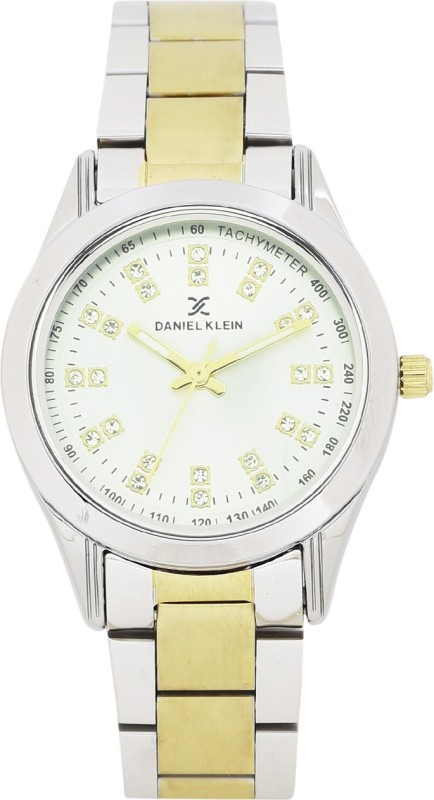 Daniel Klein DK10731-4 Analog Watch - For Women