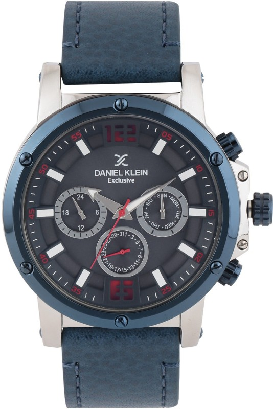 Daniel Klein DK11250-2 Analog Watch - For Men