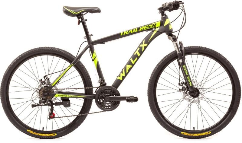 WALTX Trail 26 T Mountain Cycle(21 Gear, Yellow, Grey)