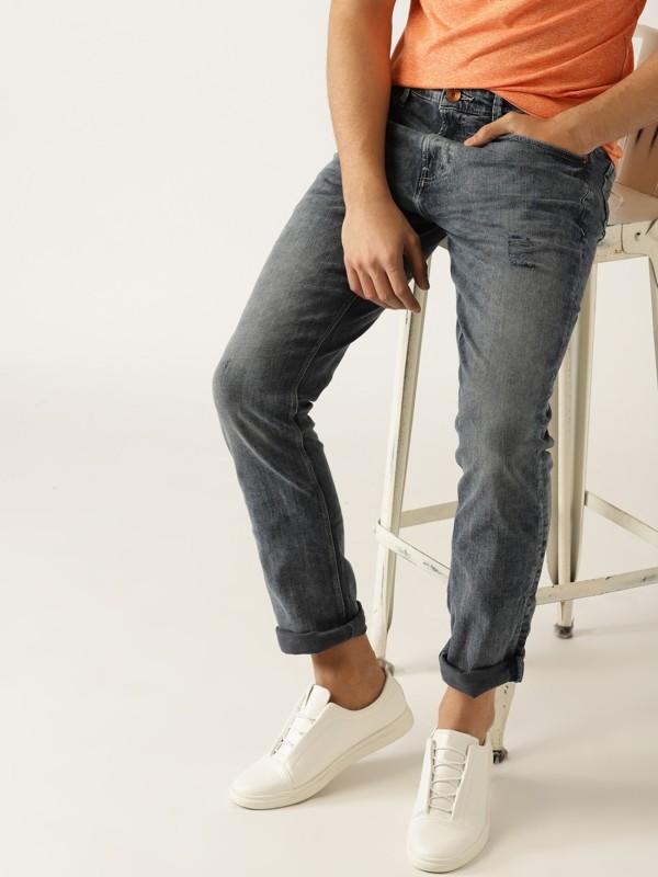 United Colors of Benetton Regular Men Blue Jeans