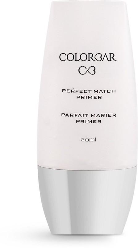 Colorbar Perfect Match Primer Perfect Match Primer - 30 ml(Transparent)