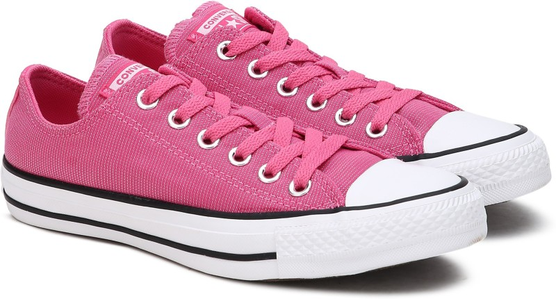 Converse Sneakers For Women(Pink)- Buy