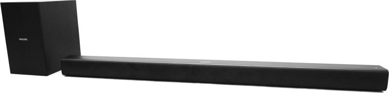 Philips HTL1510B/94 70 W Bluetooth Soundbar(Black, 2.1 Channel)
