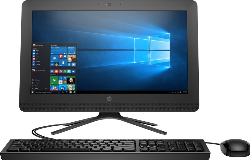 HP APU Dual Core A4 (4 GB DDR4/1 TB/Windows 10 Home/19.5 Inch Screen)(Black, 522.9 mm x 692.9 mm x 244 mm, 8.78 kg)