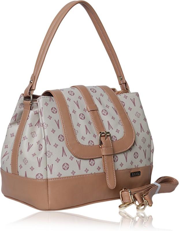 Exotic Women Tan Handbag