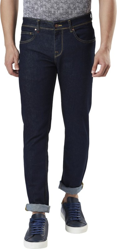 Raymond Slim Men Blue Jeans
