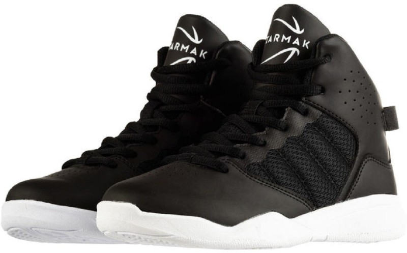 TARMAK Basketball Shoes For Men(Black