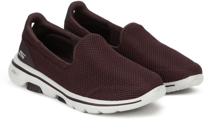 WALK 5 Walking Shoes For Women(Burgundy