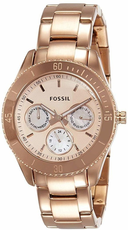 Fossil ES2859 Analog Watch - For Women(End of Season Style)