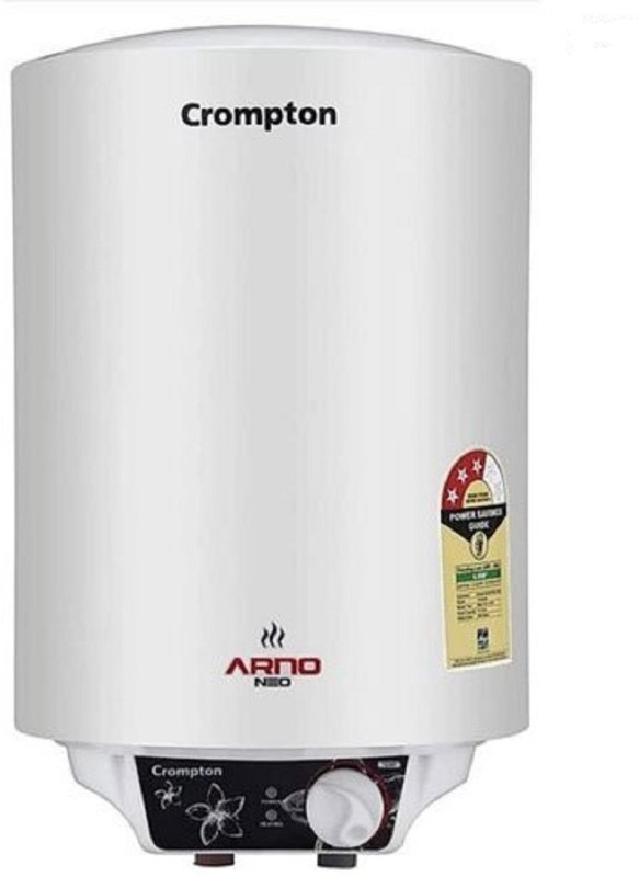 Crompton 25 L Storage Water Geyser (Arno Neo 25 L with Superior Polymer Caoting, White)