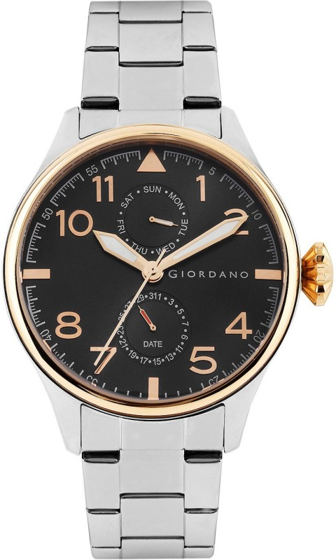 Giordano 1719-33 Analog Watch - For Men
