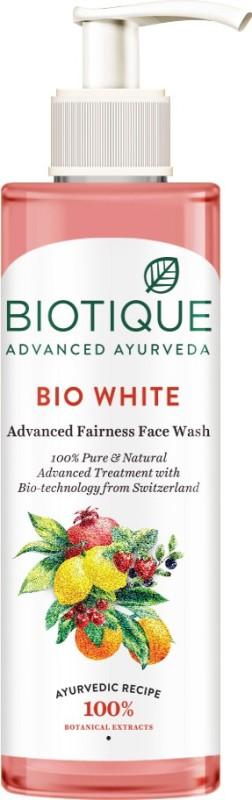 Biotique Bio White Advanced Fairness Face Wash(200 ml)