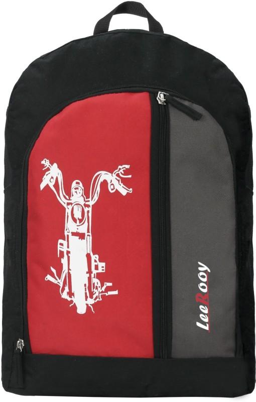 LeeRooy GENUINE 20 L Waterproof Backpack(Red, 20 L)