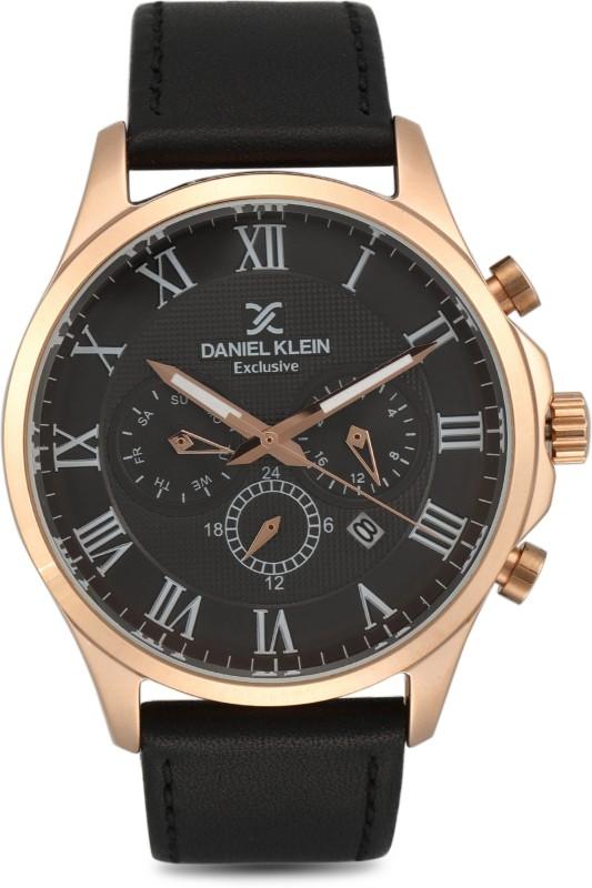 Daniel Klein DK12220-6 EXCLUSIVE GENTS Analog Watch - For Men