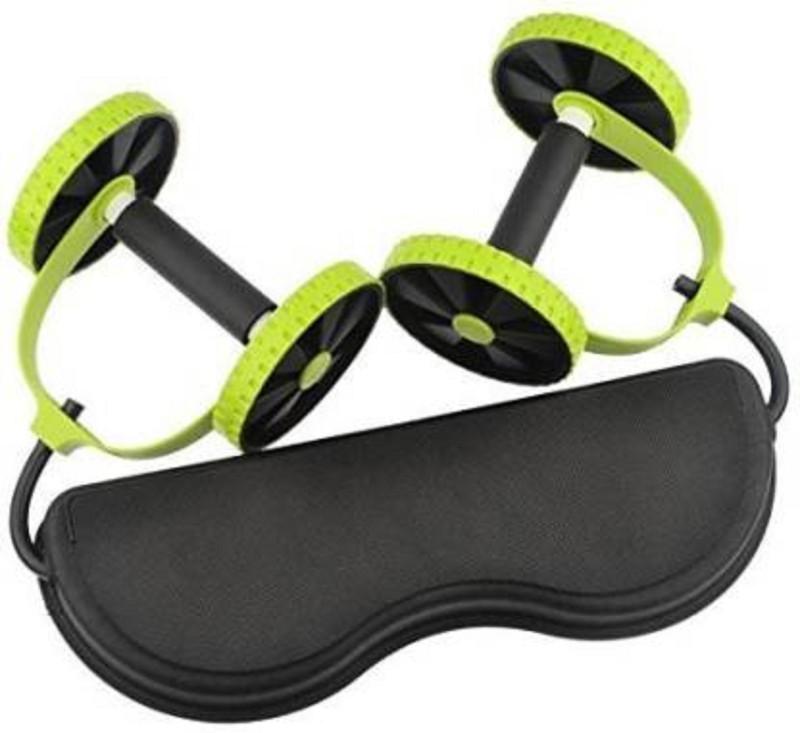 Venix Pro Men Woman Fitness Abdominal Trainer ABS workout Kit Ab Exerciser(Green)