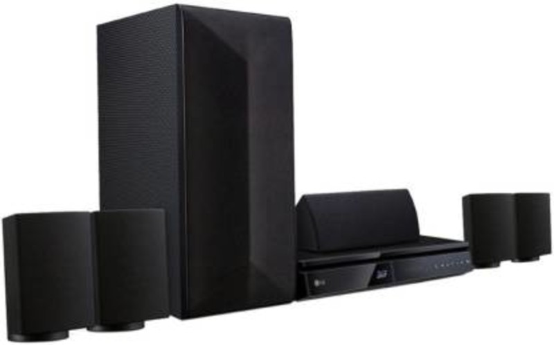 lg LHB625 1000 W Bluetooth Home Theatre 5.1 Home Cinema