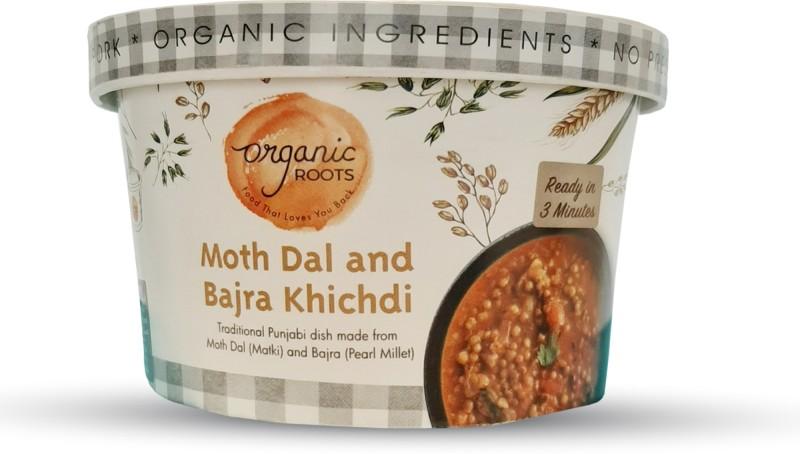 organic roots Moth Bajra Khichdi 45 g