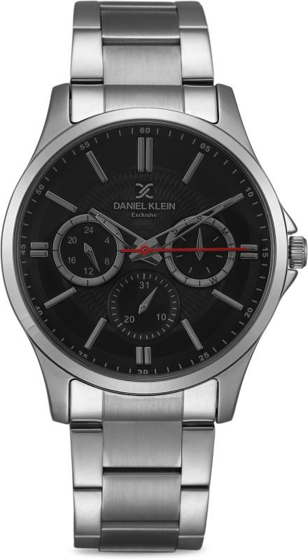 Daniel Klein DK12239-1 EXCLUSIVE GENTS Analog Watch - For Men