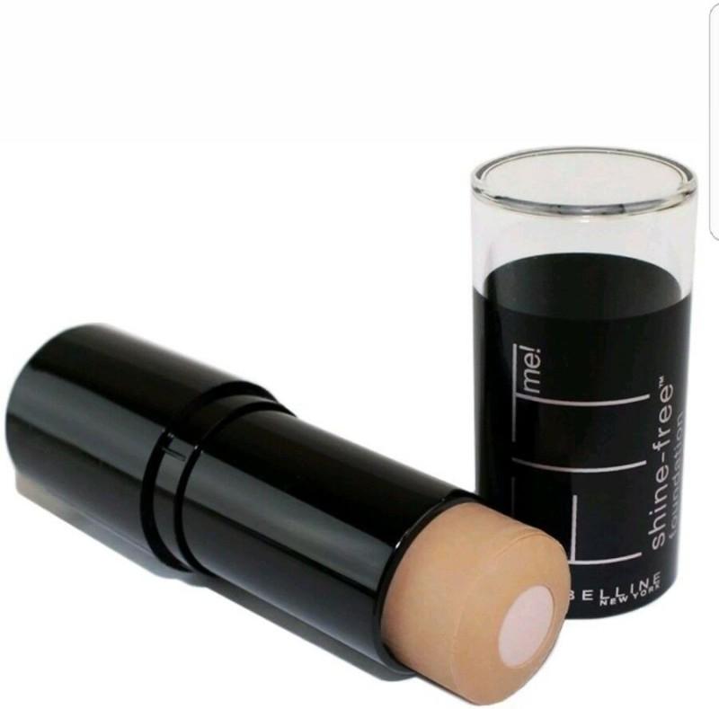 Maybelline New York ANTI-SHINE STICK CONCEALER FOUNDATION Foundation(BLACK, 5 g)