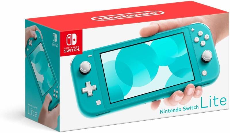 Nintendo Switch Lite - Turquoise 500 GB(Turquoise)