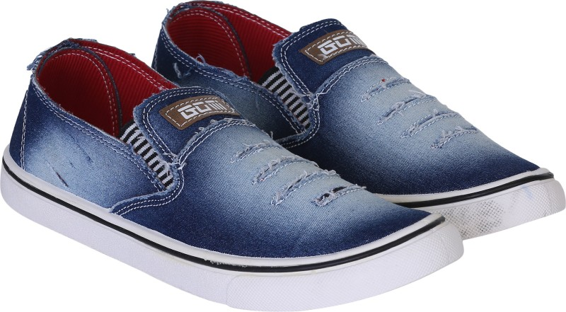 SCATCHITE Best Selling Casual Shoes & Loafer & Sneaker Shoes Loafers For Men(Blue)