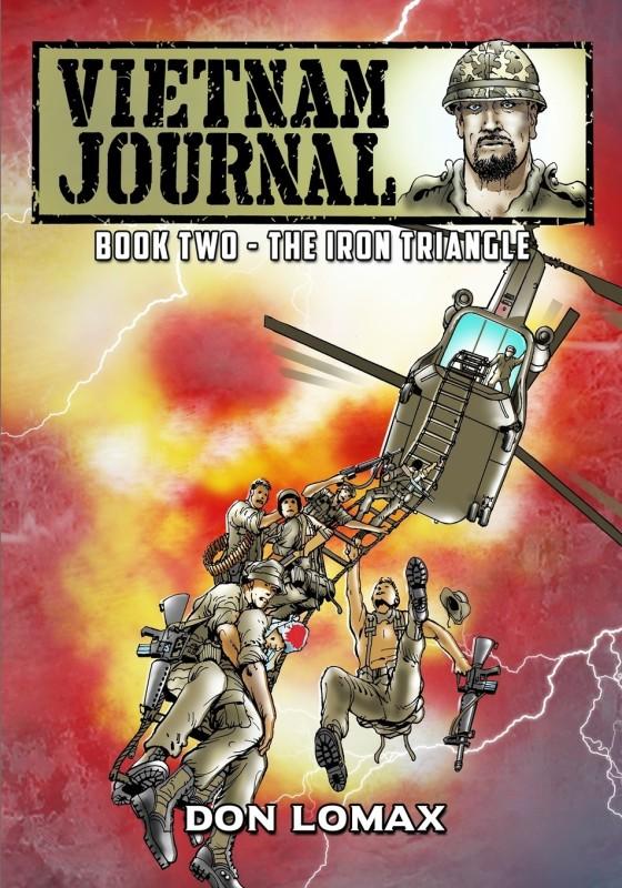 Vietnam Journal - Book 2(English, Paperback, Lomax Don)