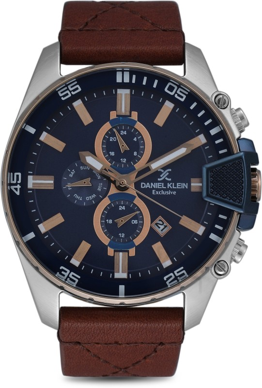 Daniel Klein DK12169-4 EXCLUSIVE GENTS Analog Watch - For Men