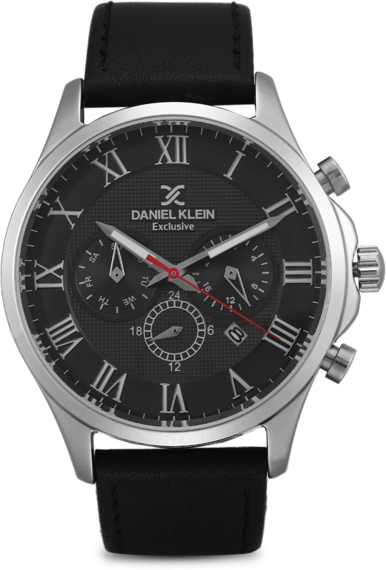 Daniel Klein DK12220-1 EXCLUSIVE GENTS Analog Watch - For Men