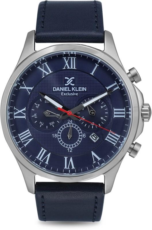 Daniel Klein DK12220-2 EXCLUSIVE GENTS Analog Watch - For Men