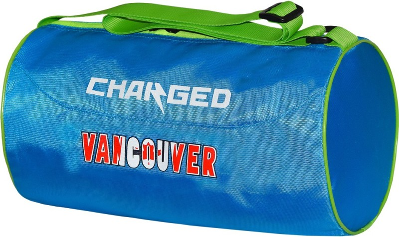 CHARGED MULTIPURPOSE CROSS COUNTRY VANCOUVER LARGE SKY Gym Bag(Blue)