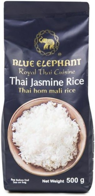 Blue Elephant Thai Premium Jasmine Rice(500 g)