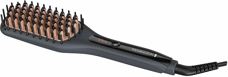 Remington CB7400 STRAIGHT BRUSH CB7400 Hair Straightener Brush(GRAY)
