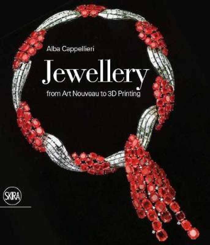 Jewellery: From Art Nouveau to 3D Printing(English, Hardcover, unknown)