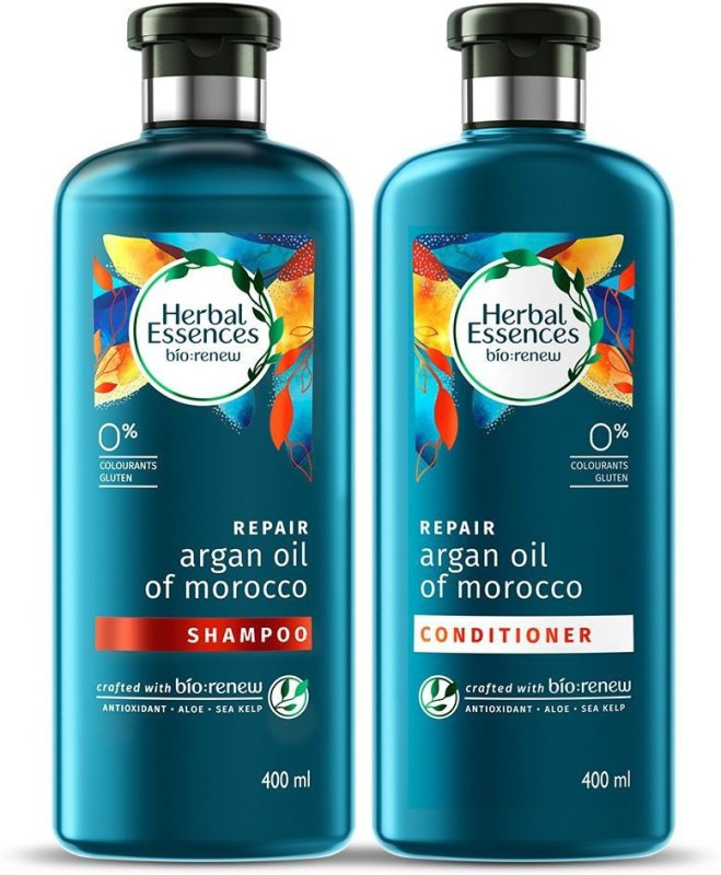 Herbal Essences Argan Oil of Morocco Shampoo Plus Conditioner(2 Items in the set)