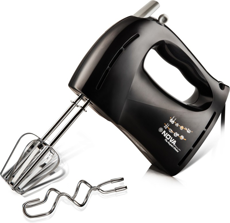 Nova NHM-2109 7 Speed 250 W Hand Blender(Black)