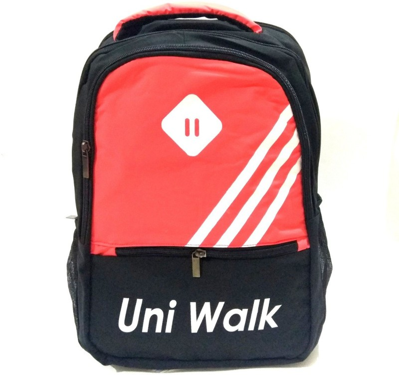 Uni Walk 30L Casual, Collage, Office,Traval Backpack (Red) 30 L Backpack(Red)