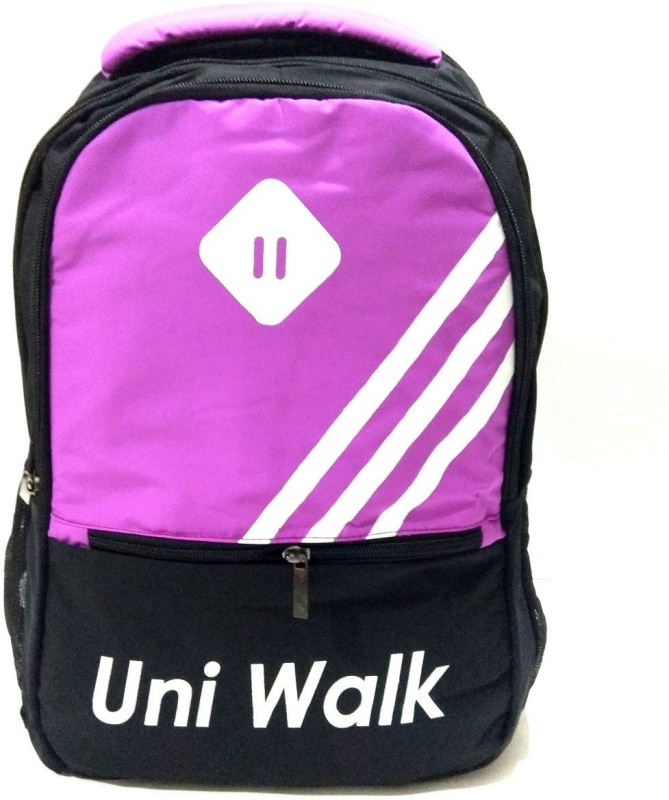 Uni Walk 30L Casual, Collage, Office,Traval Backpack (PURPLE) 30 L Backpack(Purple)