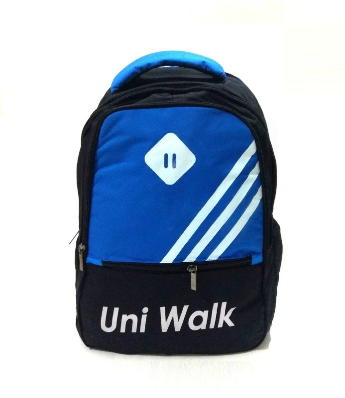 Uni Walk 30L Casual, Collage, Office,Traval Backpack (BLUE) 30 L Backpack(Blue)