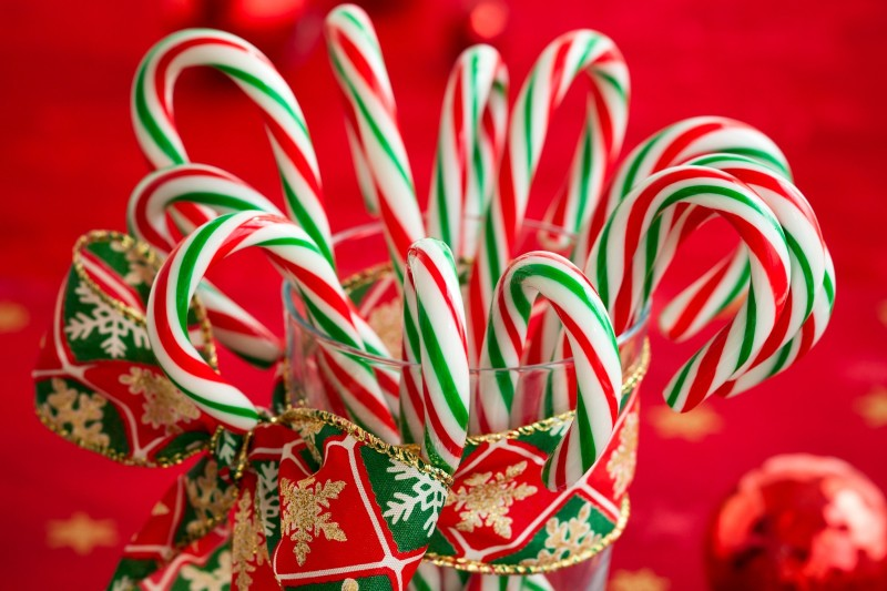 KD christmas candy Sticker Postersize:12x18 inch Paper Print(12 inch X 18 inch, Rolled)