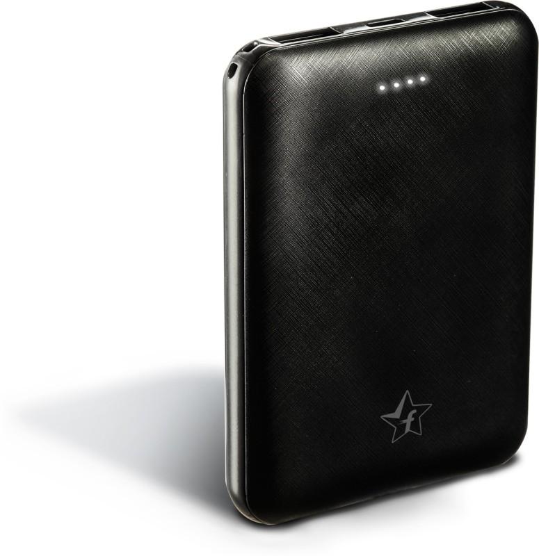 Flipkart SmartBuy 5000 mAh Power Bank (10 W, Fast Charging)(Black, Lithium Polymer)
