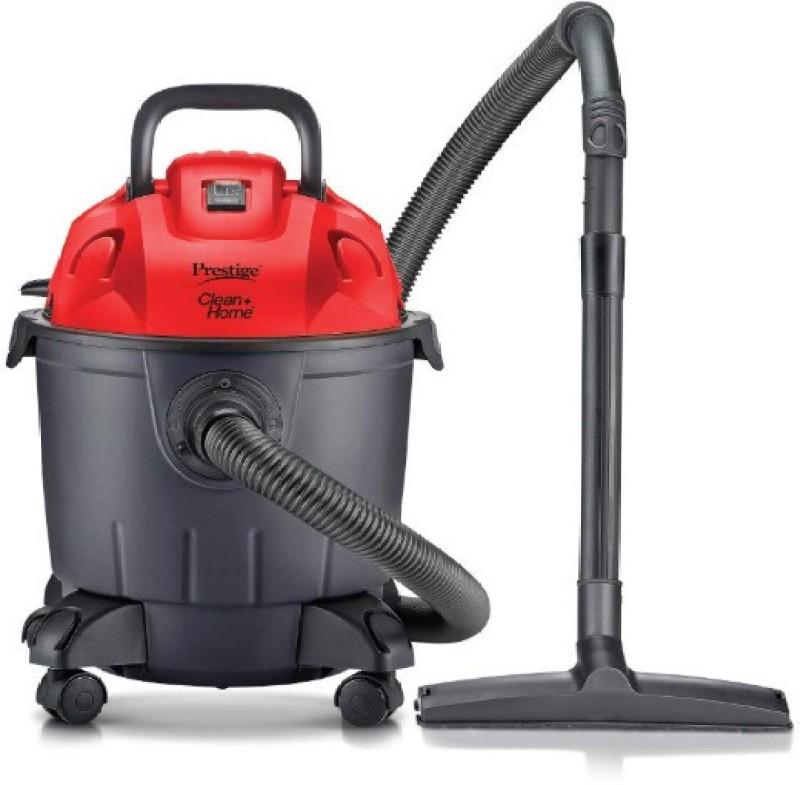 Prestige 42656 Wet & Dry Vacuum Cleaner(Red, Black)