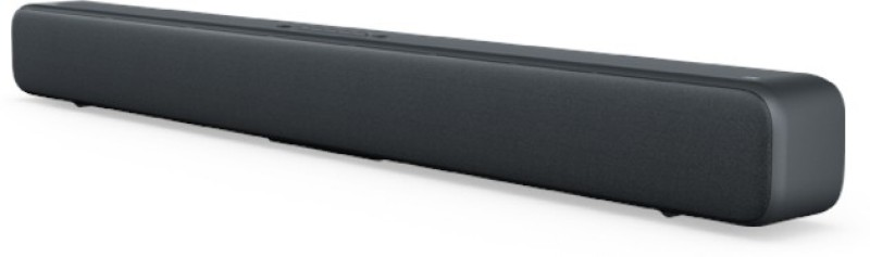 Mi (8 speaker drivers) Bluetooth Soundbar(Black, 2.0 Channel)